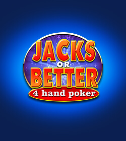 Jacks or Better 4-Hand Poker