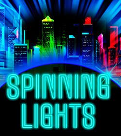 Spinning Lights