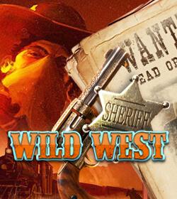 Игровой автомат дикий запад