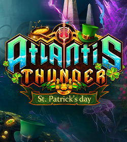 Atlantis Thunder St. Patrick's Day