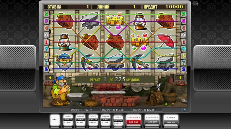 Ігрові автомати онлайн безкоштовно грубки